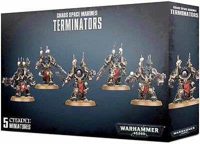 Einfach und sicher online bestellen: Warhammer 40.000: Chaos Terminatoren in Österreich kaufen.