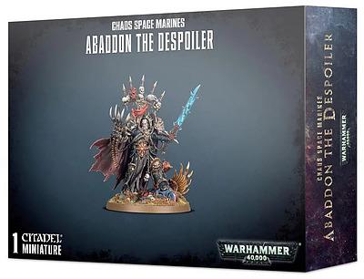 Einfach und sicher online bestellen: Warhammer 40.000: Abaddon the Despoiler in Österreich kaufen.