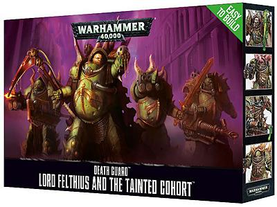 Einfach und sicher online bestellen: Lord Felthius and the Tainted Cohort in Österreich kaufen.