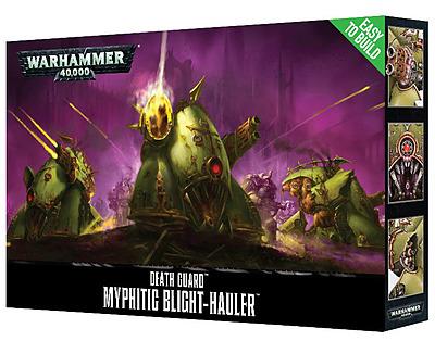 Einfach und sicher online bestellen: Warhammer 40.000: Myphitic Blight Hauler in Österreich kaufen.