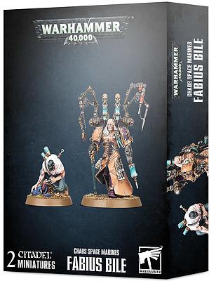 Einfach und sicher online bestellen: Warhammer 40.000: Fabius Bile in Österreich kaufen.