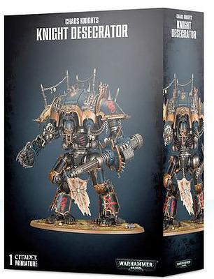 Einfach und sicher online bestellen: Warhammer 40.000: Knight Desecrator in Österreich kaufen.