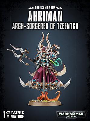 Einfach und sicher online bestellen: Warhammer 40.000: Ahriman in Österreich kaufen.