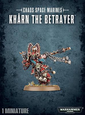 Einfach und sicher online bestellen: Warhammer 40.000: Kharn the Betrayer in Österreich kaufen.