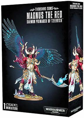 Einfach und sicher online bestellen: Warhammer 40.000: Thousand Sons Magnus the Red in Österreich kaufen.