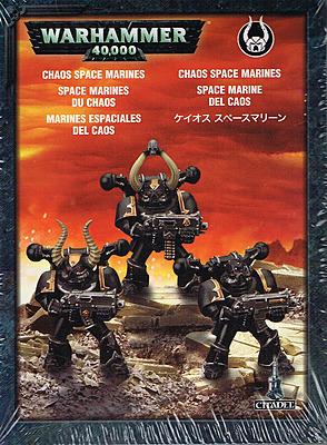 Einfach und sicher online bestellen: Warhammer 40.000: Chaos Space Marines in Österreich kaufen.