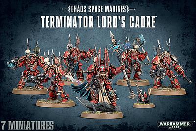 Einfach und sicher online bestellen: Warhammer 40.000: Terminator Lord's Cadre in Österreich kaufen.