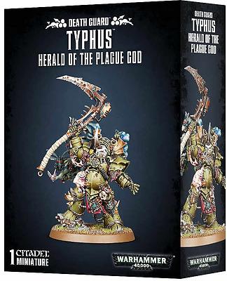 Einfach und sicher online bestellen: Warhammer 40.000: Typhus in Österreich kaufen.