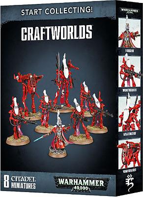 Einfach und sicher online bestellen: Warhammer 40.000: Start Collecting Craftworlds in Österreich kaufen.