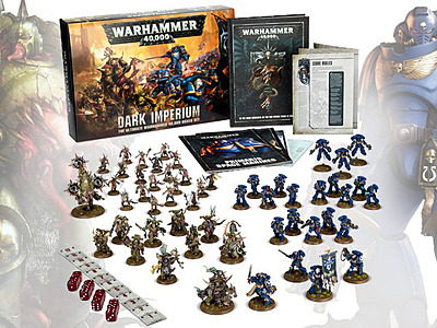 Einfach und sicher online bestellen: Warhammer 40.000: Dark Imperium in Österreich kaufen.