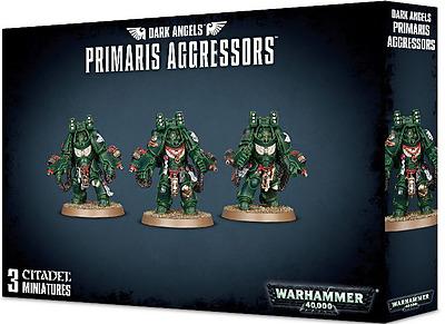Einfach und sicher online bestellen: Warhammer 40.000: Primaris Aggressors in Österreich kaufen.