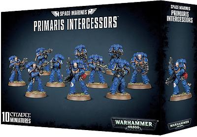Einfach und sicher online bestellen: Warhammer 40.000: Primaris Intercessor in Österreich kaufen.