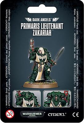 Einfach und sicher online bestellen: Warhammer 40.000: Primaris Lieutenant Zakariah in Österreich kaufen.