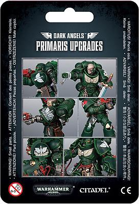Einfach und sicher online bestellen: Warhammer 40.000: Primaris Upgrades in Österreich kaufen.