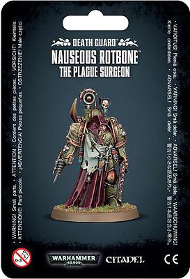Einfach und sicher online bestellen: Warhammer 40.000: Nauseous Rotbone in Österreich kaufen.