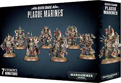 Einfach und sicher online bestellen: Warhammer 40.000: Plague Marines in Österreich kaufen.