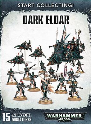 Einfach und sicher online bestellen: Warhammer 40.000: Start Collecting Dark Elder in Österreich kaufen.