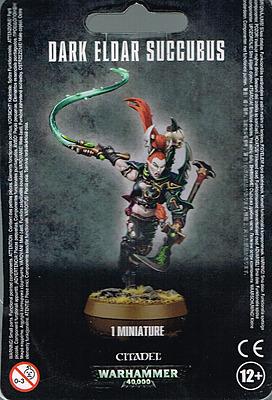 Einfach und sicher online bestellen: Warhammer 40.000: Succubus in Österreich kaufen.