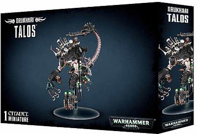 Einfach und sicher online bestellen: Warhammer 40.000: Talos-Schmerzmaschine in Österreich kaufen.