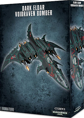 Einfach und sicher online bestellen: Warhammer 40.000: Voidraven Bomber in Österreich kaufen.