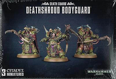 Einfach und sicher online bestellen: Warhammer 40.000: Deathshroud Bodyguard in Österreich kaufen.