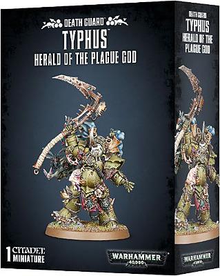 Einfach und sicher online bestellen: Warhammer 40.000: Typhus - Herald of Plague in Österreich kaufen.