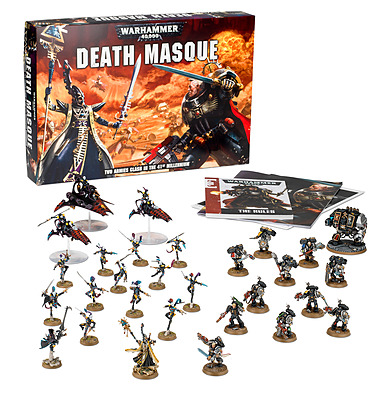 Einfach und sicher online bestellen: Warhammer 40.000: Death Masque in Österreich kaufen.