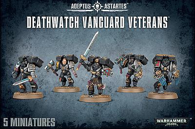 Einfach und sicher online bestellen: Warhammer 40.000: Deathwatch Vanguard Veterans in Österreich kaufen.