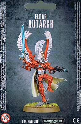Einfach und sicher online bestellen: Warhammer 40.000: Eldar Autarch in Österreich kaufen.