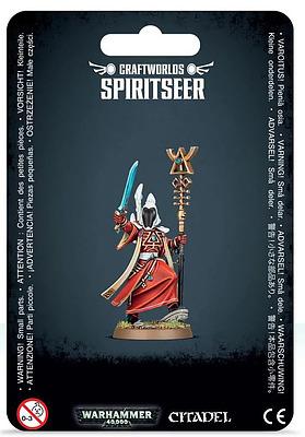 Einfach und sicher online bestellen: Warhammer 40.000: Eldar Craftworld Spiritseer in Österreich kaufen.