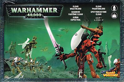 Einfach und sicher online bestellen: Warhammer 40.000: Eldar Phantomlord in Österreich kaufen.
