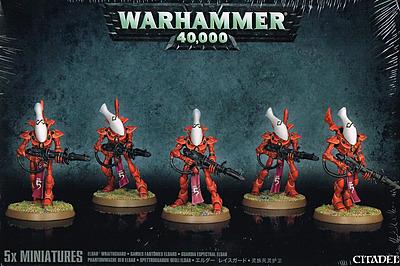 Einfach und sicher online bestellen: Warhammer 40.000: Craftworlds Wraithguard in Österreich kaufen.