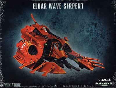 Einfach und sicher online bestellen: Warhammer 40.000: Eldar Wave Serpent in Österreich kaufen.