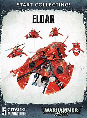 Einfach und sicher online bestellen: Warhammer 40.000: Start Collecting Eldar in Österreich kaufen.