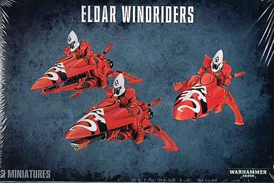 Einfach und sicher online bestellen: Warhammer 40.000: Eldar Windriders in Österreich kaufen.