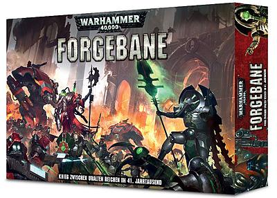 Einfach und sicher online bestellen: Warhammer 40.000: Forgebane in Österreich kaufen.