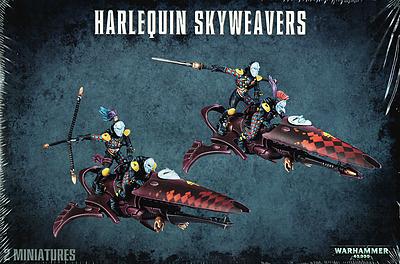 Einfach und sicher online bestellen: Warhammer 40.000: Harlequin Skyweavers in Österreich kaufen.