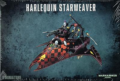 Einfach und sicher online bestellen: Warhammer 40.000: Harlequin Starweaver/Voidweaver in Österreich kaufen.