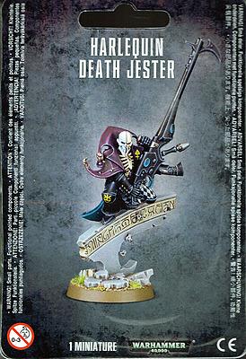 Einfach und sicher online bestellen: Warhammer 40.000: Harlequin Death Jester in Österreich kaufen.