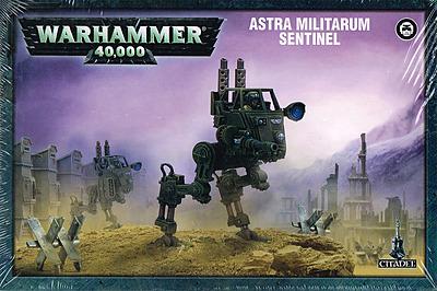 Einfach und sicher online bestellen: Warhammer 40.000: Sentinel der Imperialen Armee in Österreich kaufen.