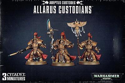 Einfach und sicher online bestellen: Warhammer 40.000: Adeptus Custodes Allarus in Österreich kaufen.