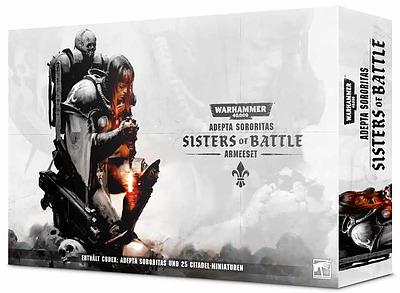 Einfach und sicher online bestellen: Adepta Sororitas: Sisters of Battle in Österreich kaufen.