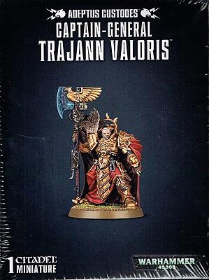 Einfach und sicher online bestellen: Warhammer 40.000: Captain General Trajann Valoris in Österreich kaufen.