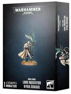 Einfach und sicher online bestellen: Warhammer 40.000: Lord-Inquisitor Kyria Draxus in Österreich kaufen.
