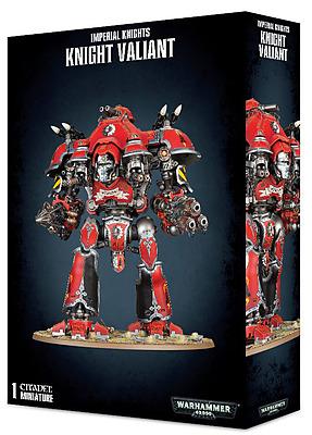 Einfach und sicher online bestellen: Warhammer 40.000: Knight Valiant in Österreich kaufen.
