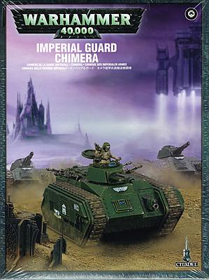 Einfach und sicher online bestellen: Warhammer 40.000: Chimäre der Imperialen Armee in Österreich kaufen.