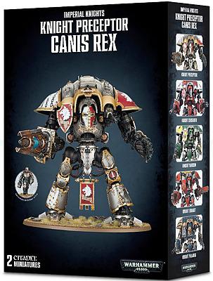 Einfach und sicher online bestellen: Imperial Knight Preceptor Cains Rex in Österreich kaufen.