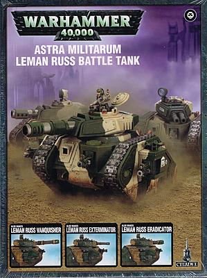 Einfach und sicher online bestellen: Warhammer 40.000: Leman Russ in Österreich kaufen.