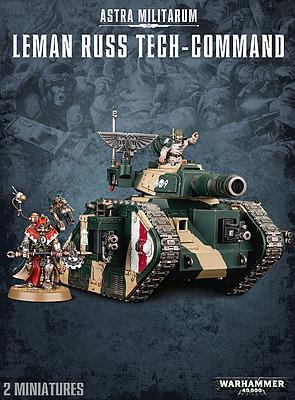Einfach und sicher online bestellen: Warhammer 40.000: Leman Russ Tech Command in Österreich kaufen.