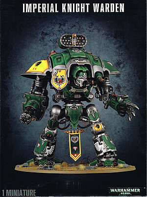 Einfach und sicher online bestellen: Warhammer 40.000: Imperial Knight Warden in Österreich kaufen.